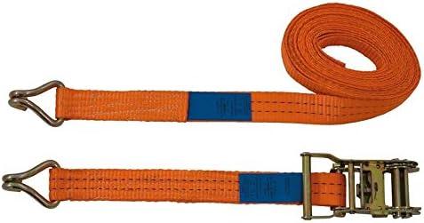 1000//2000/daN,/ /Sacapuntas doble gancho 35/mm color naranja 6/m Petex 43192835/ /Correa ajustable de 2/piezas