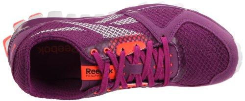 Scarpe Donna Corsa Realflex Tr C Da Viola Reebok aubergine violet vitamin Active UTtxtq