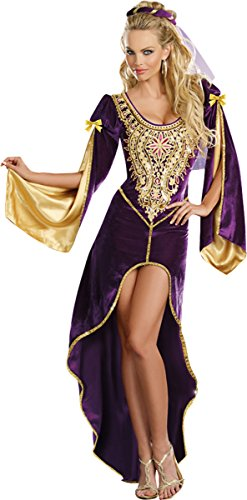 Queen of Thrones Costume - Available in Plus Size