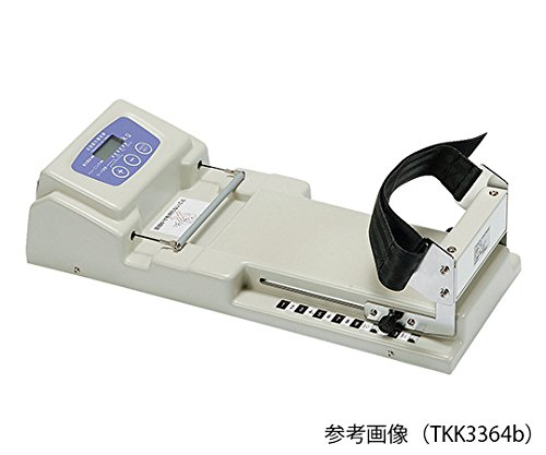 竹井機器工業7-4877-01足指筋力測定器Ⅱアナログ出力付き B07BD2YF4R