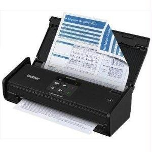 Brother International Corporat Desktop - Up To 16Ppm - Contact Image Sensor (Cis) - Ethernet;Usb 2 - By