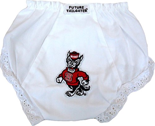 NC State Wolfpack Future Tailgater Baby Diaper Cover (12-18 Months)