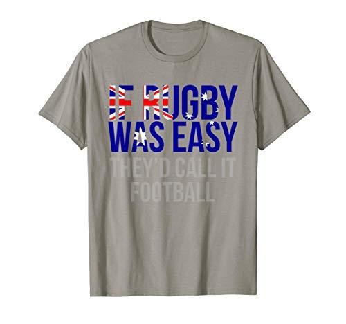 Funny Australian Rugby T Shirt - Australia Rugby Shirt