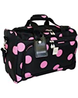 Jenni Chan Dots City Duffel