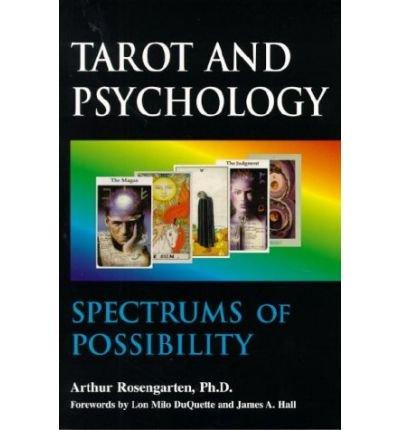 Download [ [ [ Tarot and Psychology [ TAROT AND PSYCHOLOGY ] By Rosengarten, Arthur ( Author )Apr-07-2000 Paperback ebook