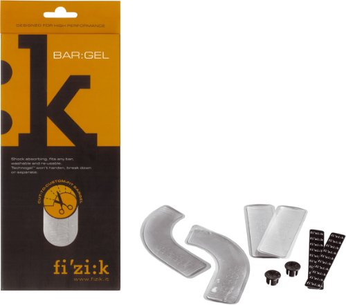 Fizik Bar Gel with Four Pieces (No tape) by Fizik