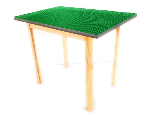 (SCS Custom Woodworks Deluxe Large Activity Table - Made in USA)
