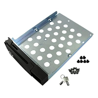 Qnap Hard Disk Drive Tray (SP-TS-TRAY-BLACK)
