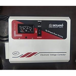 Skyland 4KVA 150v-280v Electronic Economy Voltage Stabilizer (FPT AC, Refrigerator) Specially Designed for Air…