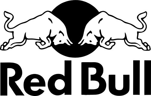 red bull decal - 2