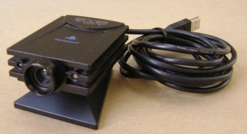 Sony EyeToy USB Camera for PlayStation 2 PS2 - USB 2.0 (Playstation 2 Eye Toy Play)