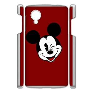 Google Nexus 5 Phone Case Disney Mickey Mouse Minnie Mouse WD66MM89881