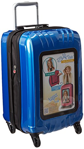 selfie-club-20-inch-personalized-carry-on-with-360-degree-4-wheel-system-navy-one-size