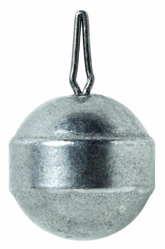 (VMC, Tungsten Drop Shot Weights Ball, 3/16 oz, Natural, Package of 4)