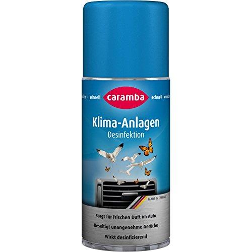 CARAMBA 631001–Desinfectante para Aire acondicionado, 10