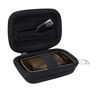 Hard Carrying Case for Garmin Edge 520/520 Plus Bike GPS by Aenllosi: GPS & Navigation