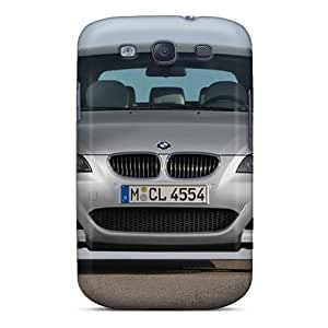 New Style Deeck Hard Case Cover For Galaxy S3- Bmw M5 Touring Front