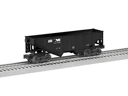 (Lionel Norfolk Southern Hopper, Electric O Gauge Model Train Cars, 6-Pack)