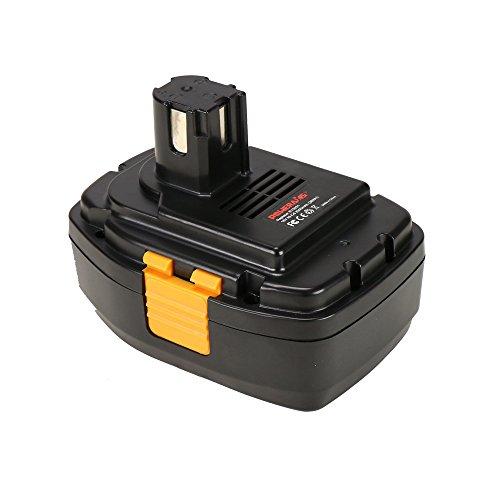 panasonic 18v battery - 5