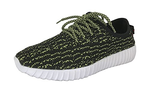 Athletic Breathable Mesh Casual Sneakers Womens Shoes Collection Green Black Fashion The Jill w0qtxB