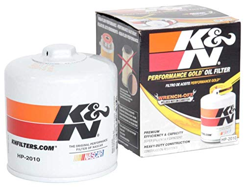 K&N Premium Oil Filter: Designed to Protect your Engine: Fits Select CHEVROLET/DODGE/FORD/LINCOLN Vehicle Models (See…