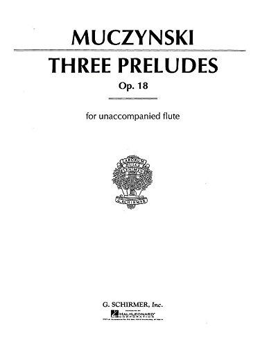 robert muczynski preludes - 2