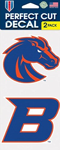 boise state window decal - 1