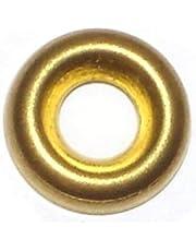 Hard-to-Find Fastener 014973436599 Finishing Washer Brass, 6, Piece-175