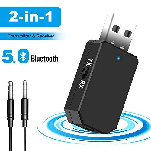 🥇 Adaptador Bluetooth 5.0