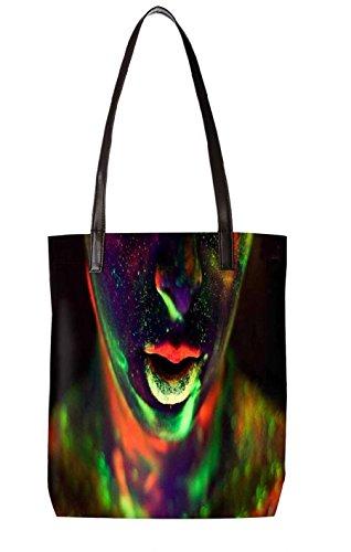 Snoogg Strandtasche, mehrfarbig (mehrfarbig) - LTR-BL-2492-ToteBag