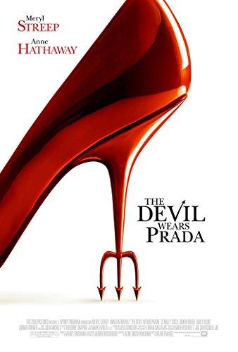 (Tomorrow sunny The Devil Wears Prada Movies Art Silk Poster Bedroom 24*36)