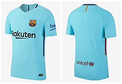 new arrivals 9e255 5756a Buy 2017/18 Replica FC Barcelona Stadium Away Men's Football ...