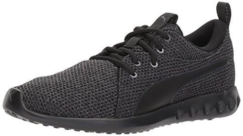 PUMA Men's Carson 2 Nature Knit Sneaker Asphalt-puma Black tumblr cheap price wYfPx5xB