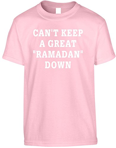 Price comparison product image Diva Joy CANT KEEP A GREAT RAMADAN DOWN LARGE Funny Kids T-Shirt