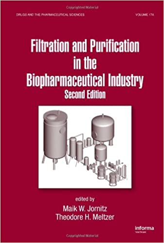 Filtration and Purification in the Biopharmaceutical