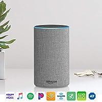 Echo (2nd Generation) - Smart speaker with Alexa - Heather G