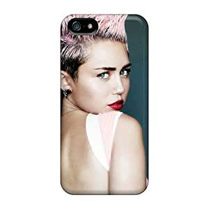 New Miley Cyrus For V Magazine Cases Covers, Anti-scratch FUY45778CjZs Phone Cases For Iphone 5/5s