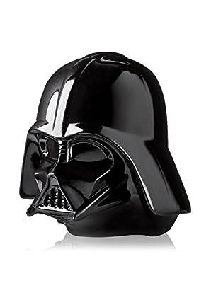 Official Star Wars Darth Vader Piggy Bank for Kids- Black- One Size