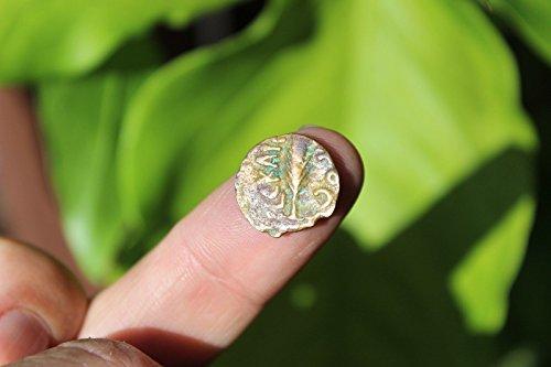Holy Land, Judea certified bronze prutah coin, Porcius Festus 56-92AD
