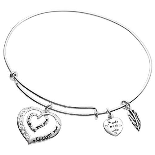 Tiffany Heart Bangle - 5