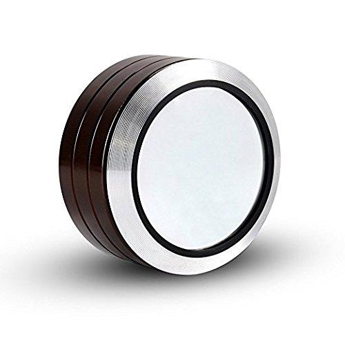 """10 opinioni per Ohuhu® 6X Lente Ingrandimento Tascabile con 3 LED, Lenti Ottica 2,75"""", Colore"""