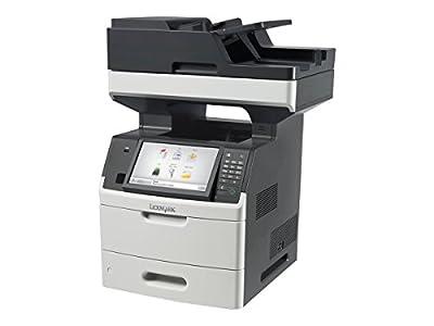 Lexmark MX711dhe - B/W Multifunction ( fax / copier / printer / scanner ) (Certified Refurbished)