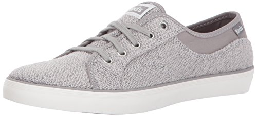 Keds Women's Coursa Sweatshirt Jersey Fashion Sneaker,Light Gray,10 M US