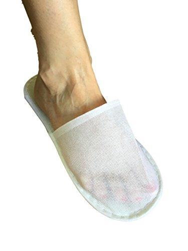 Chaussures Pantoufles tissé Universelle Prhomeproducts nbsp; 25 Taille Non Chaussons Invités nbsp;paires Patschen wnfaUq