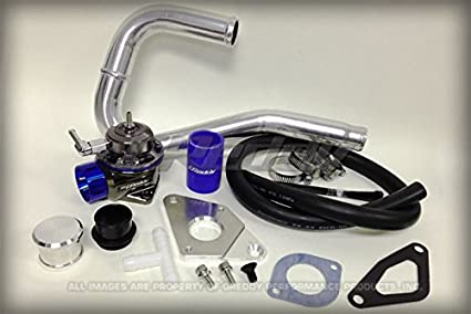 9e59f0cc9cc1d Amazon.com: GReddy 11561207 Blow Off Valve Kit: Automotive