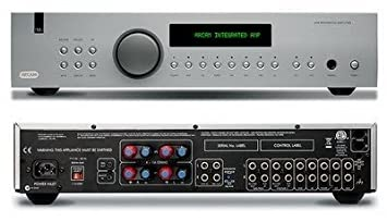 Arcam FMJ A38 Integrated Amplifier - Analogue Seduction