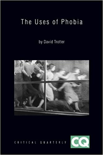 com the uses of phobia essays on literature and film  com the uses of phobia essays on literature and film 9781444333848 david trotter books