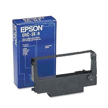Epson Black/Red Ribbon TMU/TM/IT cinta para impresora - Cinta de ...