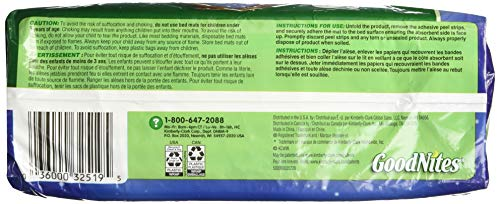 Goodnites Disposable Bed Mats - 36 Ct. by GoodNites (Image #2)