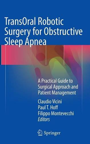 TransOral Robotic Surgery for Obstructive Sleep Apnea: A Practical Guide to Surgical Approach and Patient Management